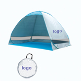 UV Protection Beach Tent With Silver Coating