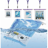 Waterproof mobile phone bag for I Phone with Lanyard