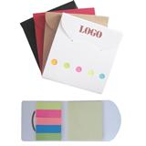 Wholesale Fluorescent Smile Sticky Memo Pad