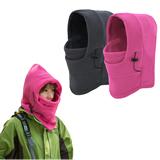 Winter Windproof Hood