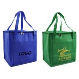 Zipped Non-woven Fabric Cooler Bag
